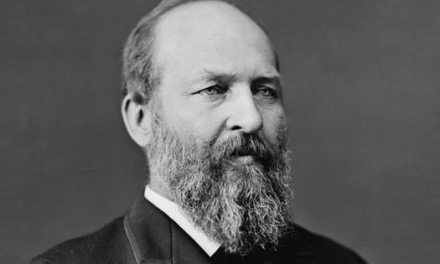 Sunday Snippet: James Garfield