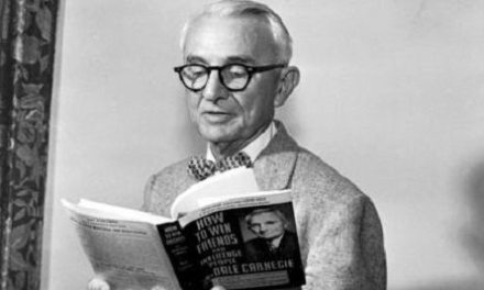 Sunday Snippet: Dale Carnegie (1888-1955)