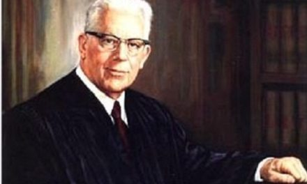 Sunday Snippet: Earl Warren (1891-1974)