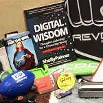 The Great BTR CES 2013 Swag Giveaway!