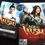 Giveaway: Win an Age of Wushu Video Game Prize Pack