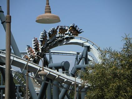 LA Report: Six Flags Magic Mountain