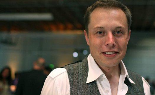 Sunday Snippet: Elon Musk of Tesla Motors