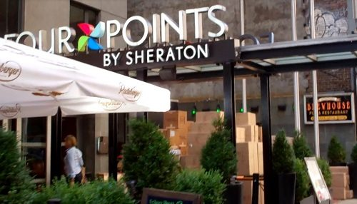 Video: Four Points Sheraton Chelsea, New York