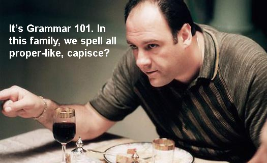How To Spell Capiche In Italian