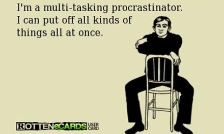 The Infinite Temptations for Procrastination