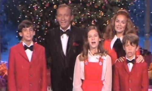 Sunday Snippet: Bing Crosby on a White Christmas