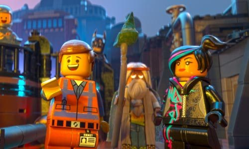 Movie Reviews: The LEGO Movie, Robocop, American Hustle, Dear Mr. Watterson