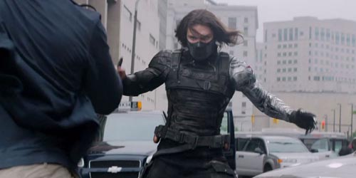 Movie Reviews – Captain America: The Winter Soldier, Muppets Most Wanted