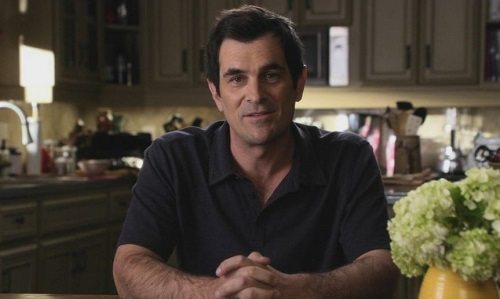 Sunday Snippet: Phil Dunphy (Ty Burrell)