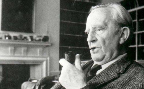 Sunday Snippet: J.R.R. Tolkien (1892-1973)