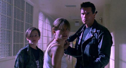 Sunday Snippet: Sarah Connor (Terminator 2)