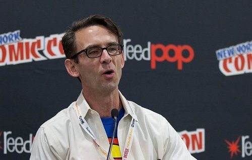 Sunday Snippet: Chuck Palahniuk (Fight Club)
