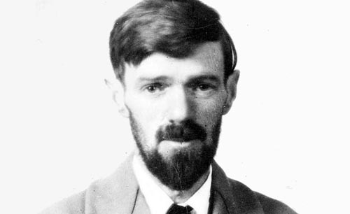Sunday Snippet: D. H. Lawrence (1885 – 1930)