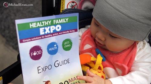 Healthy Family Expo 2015 (Photos)
