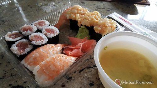 Quick Bites: Kazu Japanese and Osaka Sushi