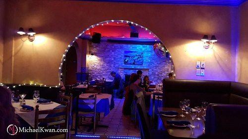 Saloniki Greek Taverna, Commercial Drive