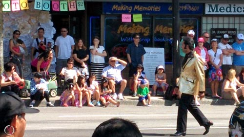 Hats Off Day 2015 in Burnaby Heights (Videos)
