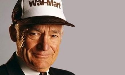 Sunday Snippet: Sam Walton, Founder of Walmart (1918-1992)