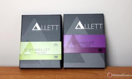 Combating Costanza Wallet with Allett Slim