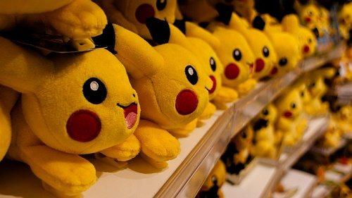 What's Up Wednesdays: Pokemon Readers