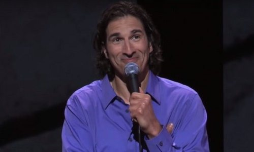Sunday Snippet: Comedian Gary Gulman