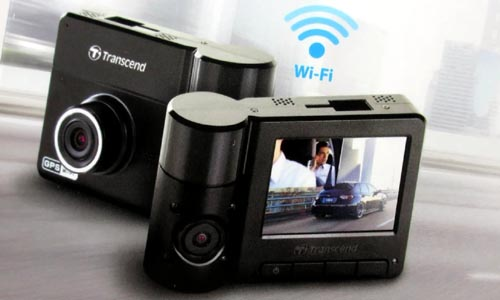 Transcend DrivePro 520: Two Cameras, One Dashcam (Video)