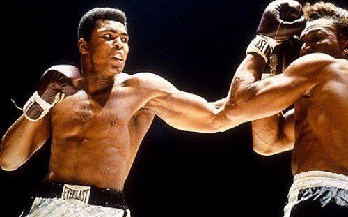 Sunday Snippet: Muhammad Ali (1942-2016)