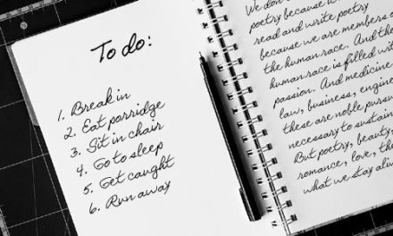 In Search of the Goldilocks of To-Do Lists