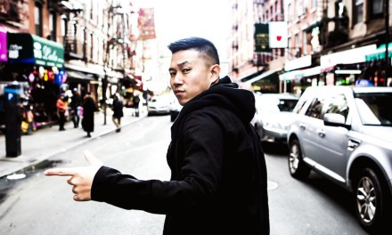 Sunday Snippet: MC Jin, Everything's Not Okay