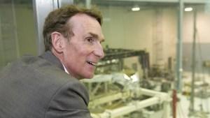 Bill Nye at NASA