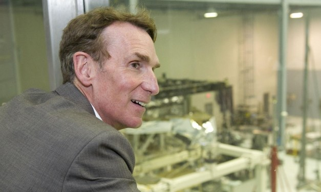 Sunday Snippet: Bill Nye, the Science Guy