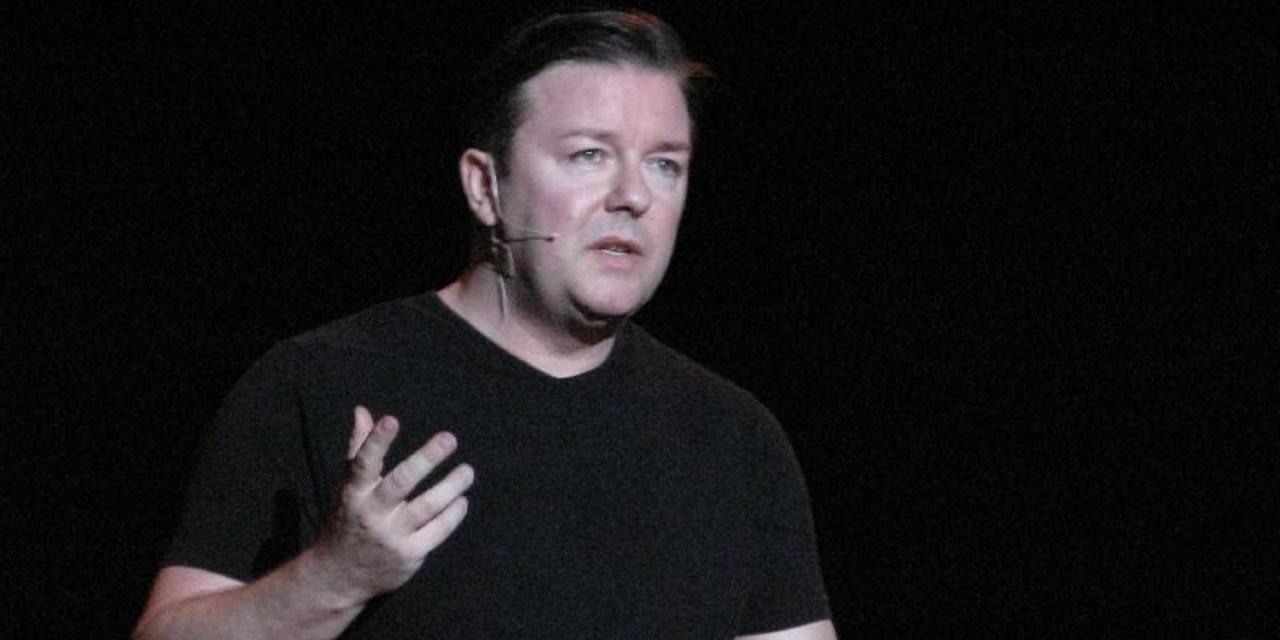 Sunday Snippet: Ricky Gervais