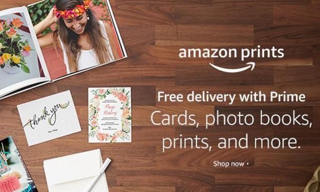 Photo Printing Made Easy with Amazon (Plus $1000 in Amazon Gift Cards to be Won)