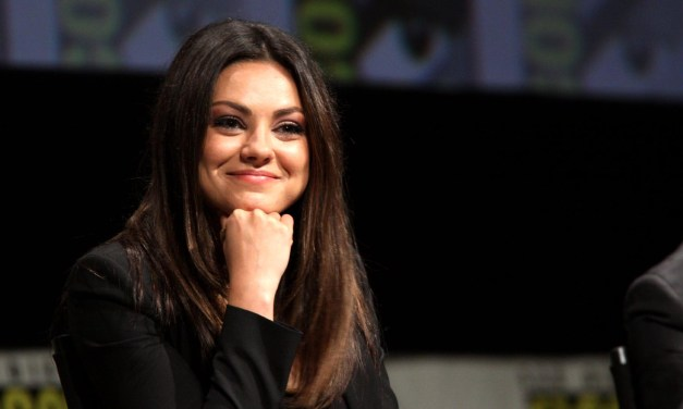 Sunday Snippet: Mila Kunis on Motherhood
