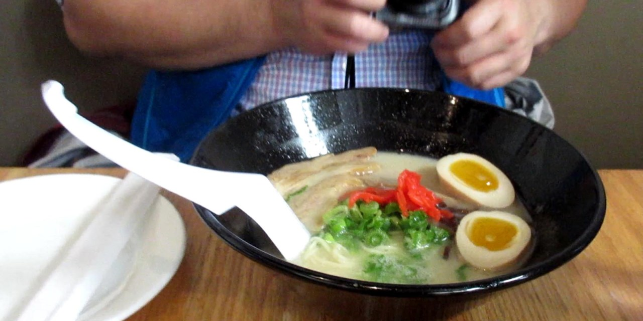 Vlog #22: Dad Vlogging with a Ramen Butcher