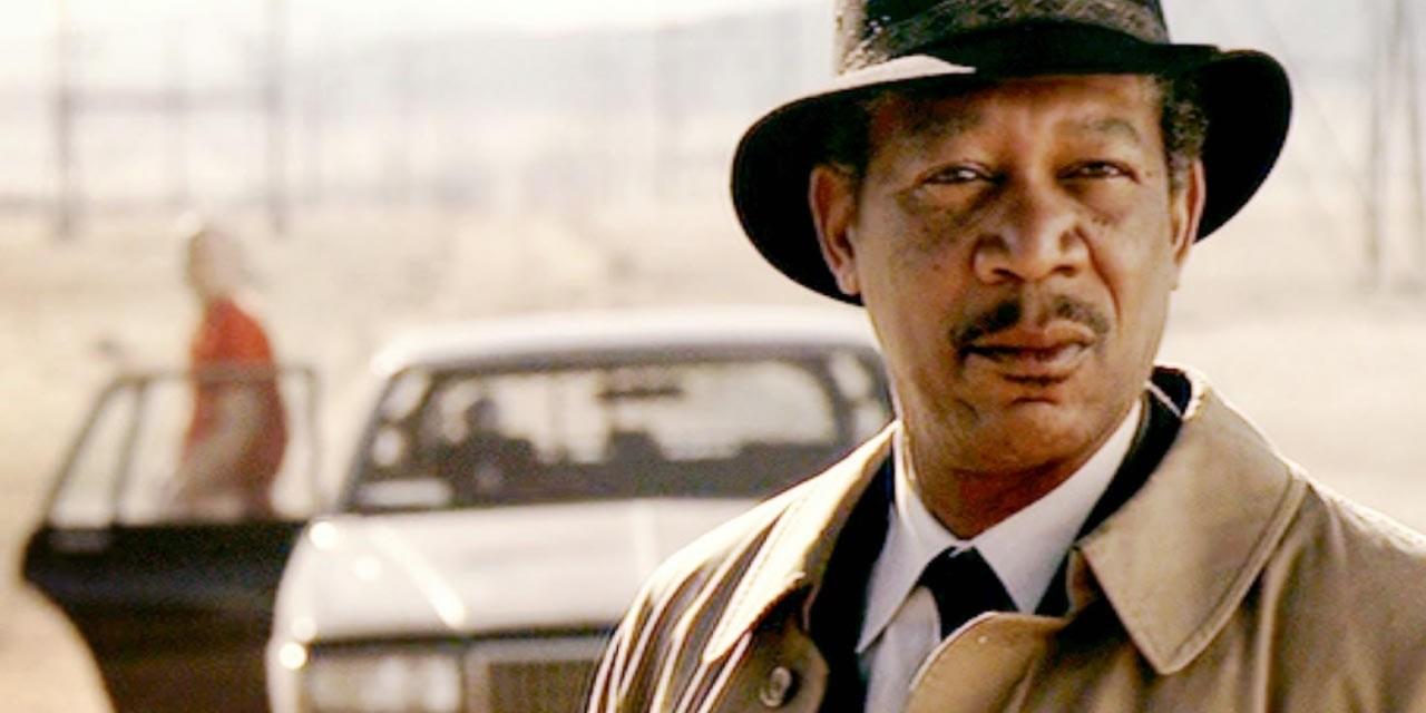 Sunday Snippet: Detective Lt. William Somerset (SE7EN)