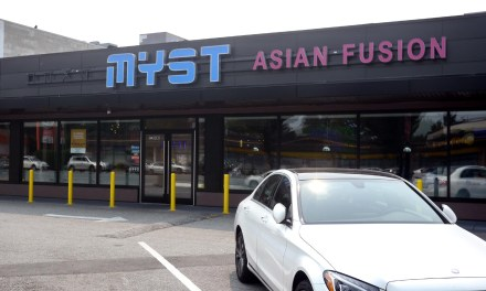 Foodie Friday: MYST Asian Fusion (Burnaby)