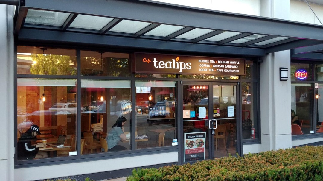 Tealips Cafe