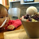 Foodie Friday: Cafe Tealips Shaved Ice Dessert