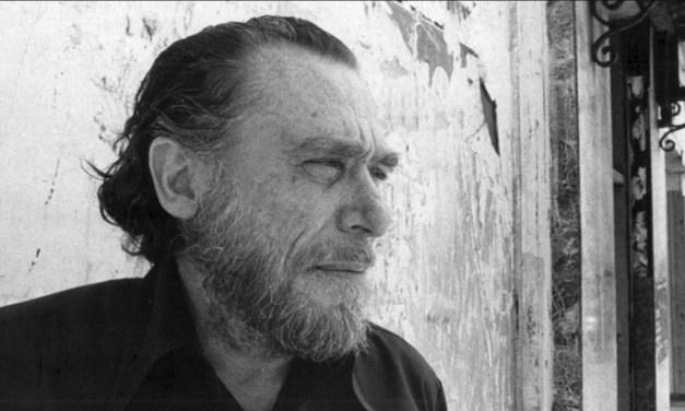 Sunday Snippet: Charles Bukowski (1920-1994)
