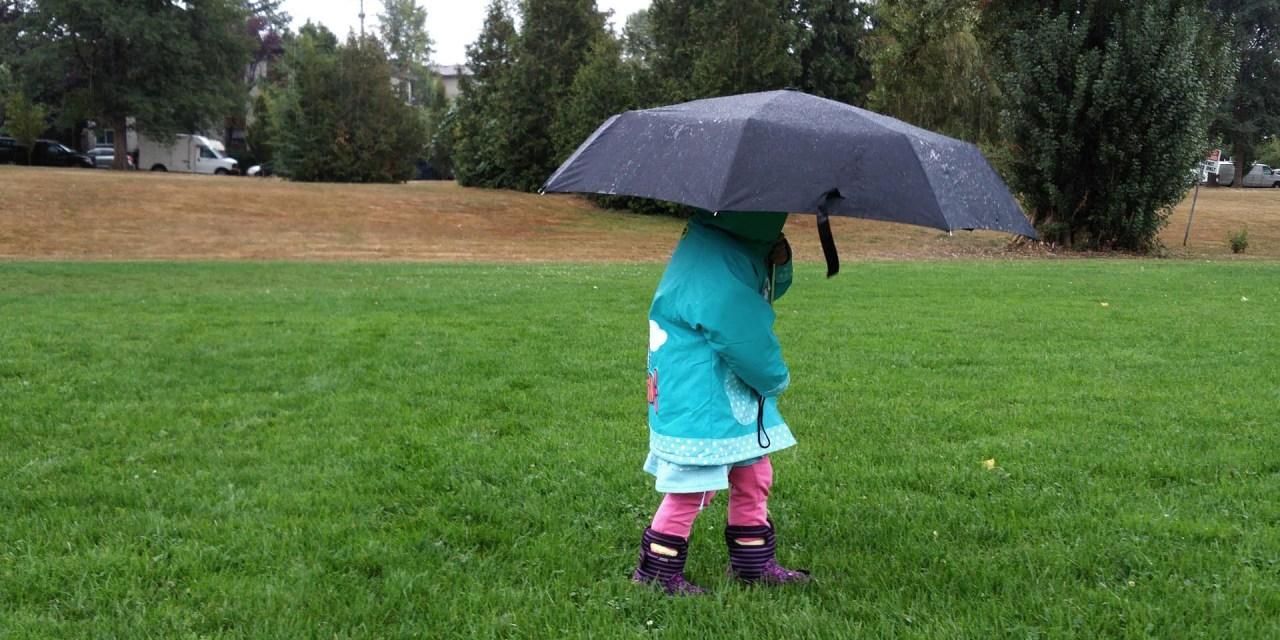 Vlog #41: Rainy Vancouver Returns