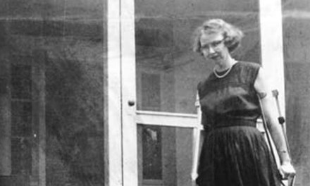 Sunday Snippet: Flannery O'Connor (1925-1964)
