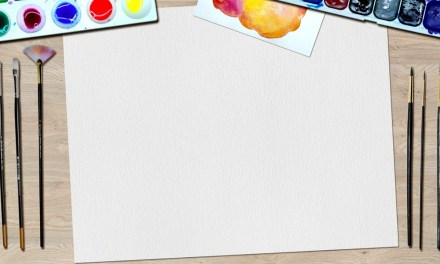 The Tyranny of the Blank Canvas