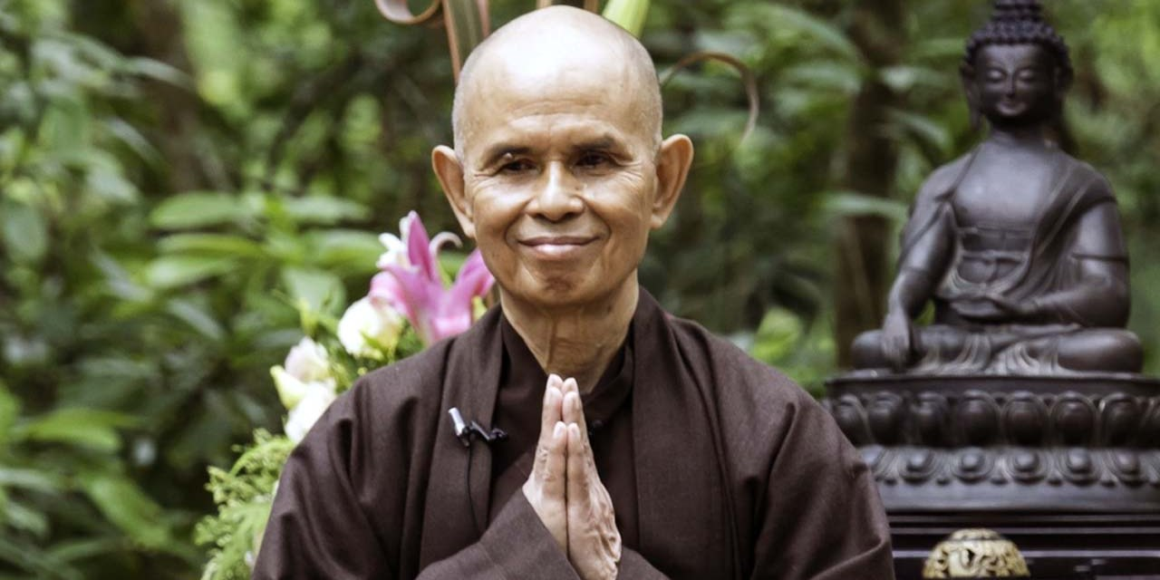 Sunday Snippet: Thich Nhat Hanh