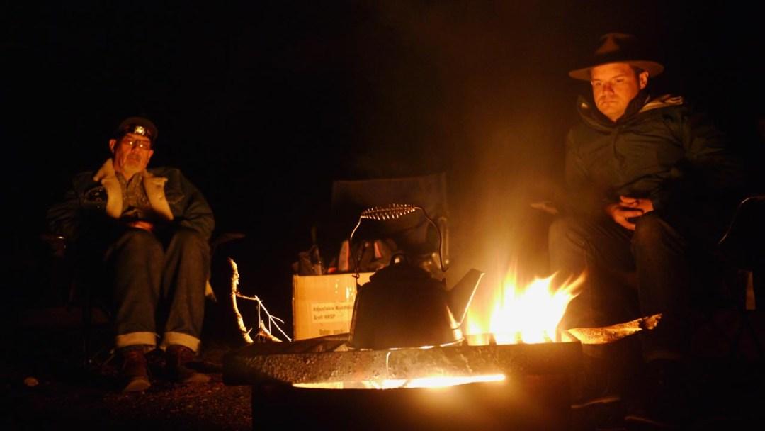 Campfire #5DadsGoWild