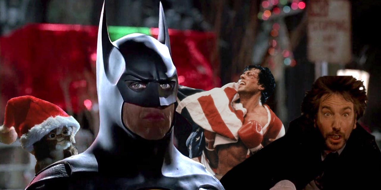 The Best (Not Really) Christmas Movies for Action Buffs