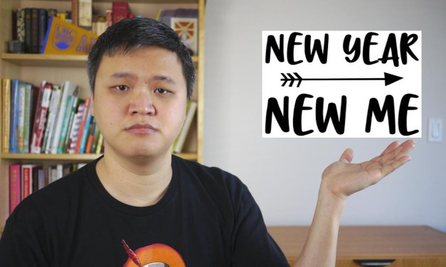 [VLOG] My Guiding Words for 2019
