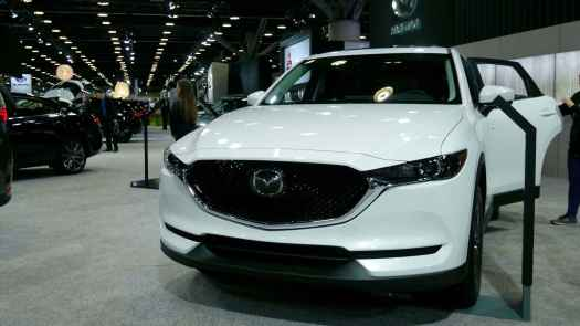 Mazda CX-5 at Vancouver International Auto Show 2019