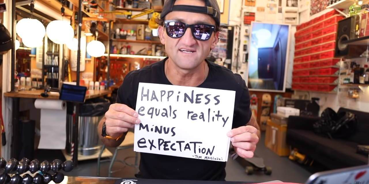 Understanding the Happiness Equation(s)